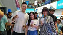 Hingar Bingar Vivo V5s Perfect Day di ITC Roxy Mas