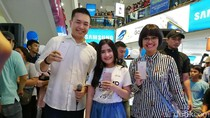 Hingar Bingar Vivo V5s Perfect Day di ITC Roxy Mas