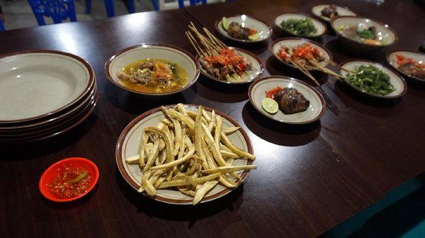 Yuk, wisata kuliner di Gorontalo (Wahyu/detikTravel)