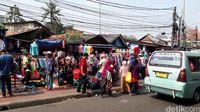 PKL di Trotoar Tanah Abang