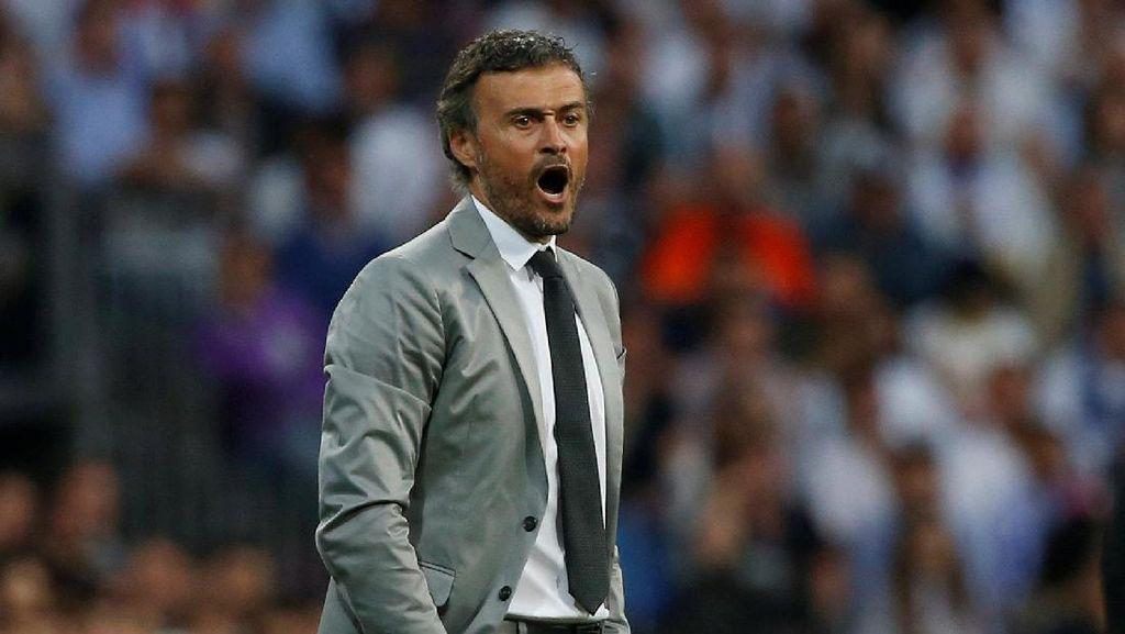 Luis Enrique Digadang-gadang Bakal Gantikan Conte di Chelsea