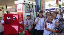 Lebaran 2017, Konsumsi Gasoline di Jatim Naik 24 Persen