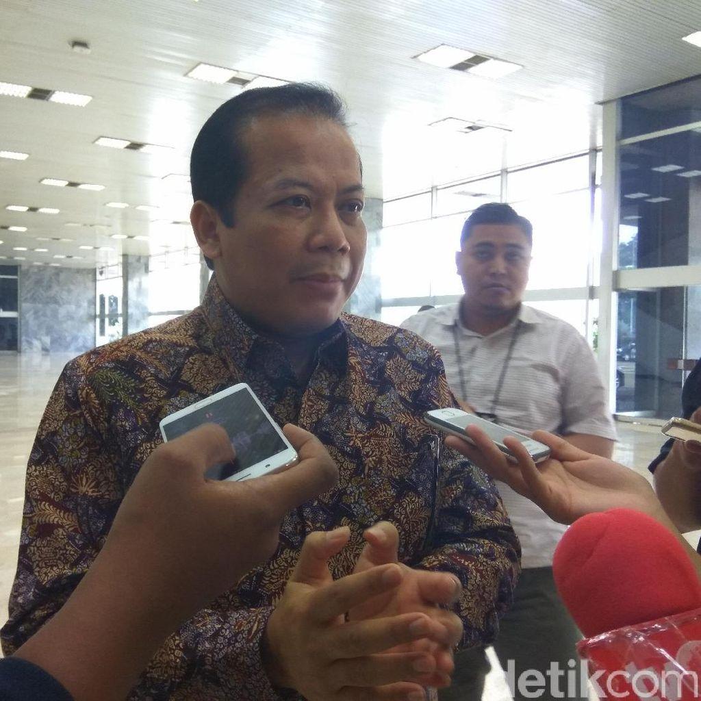 Pimpinan DPR Hormati Apapun Keputusan Jokowi Soal UU MD3