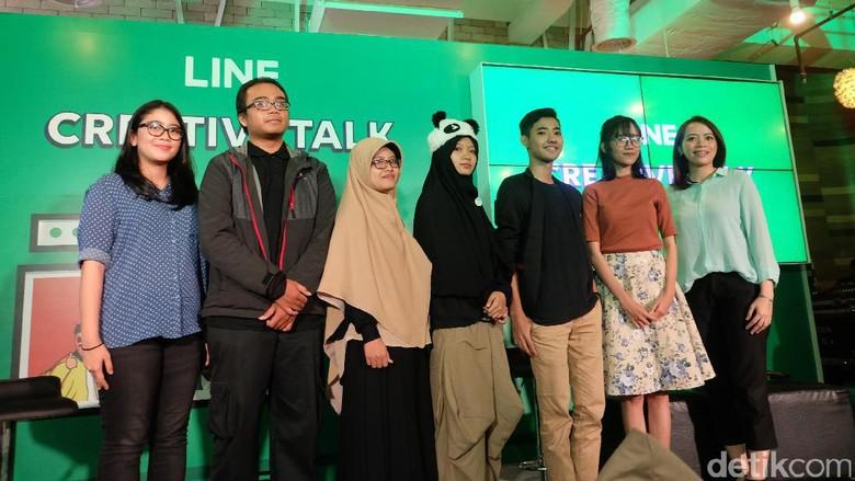 Dua Tahun Berdiri, LINE Webtoon Indonesia Diramaikan 65 Komikus Lokal