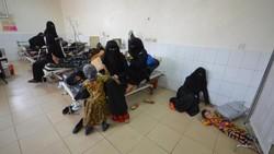 Perang saudara di Yaman menghancurkan sebagian besar faskes dan rumah sakit. Dampaknya kolera mewabah sejak bulan lalu.