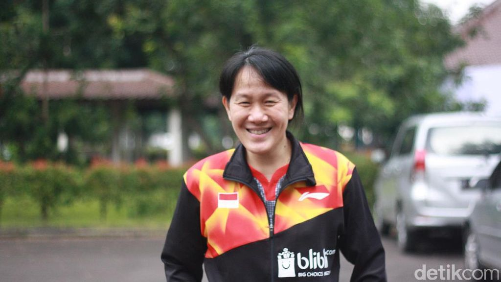 Minarti Timur Naik Jabatan Jadi Kepala Pelatih Tunggal Putri?