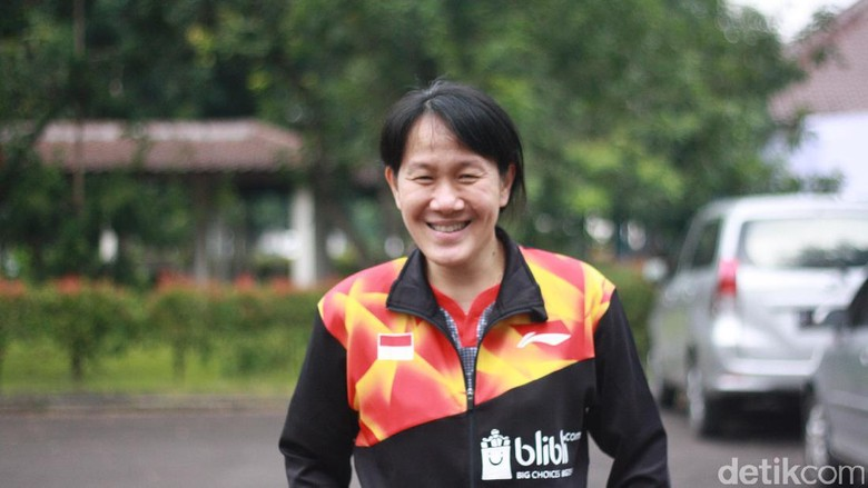 Naik Pangkat, Minarti Timur Jadi Pelatih Kepala Tunggal Putri Pelatnas PBSI