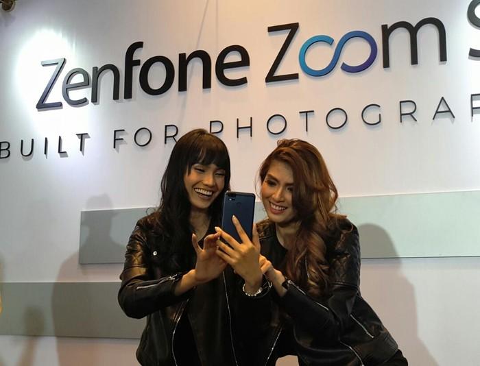 Peluncuran Zenfone Zoom S. Foto: yudhianto/detikinet