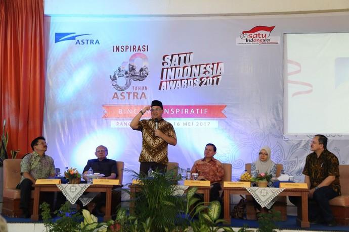 Astra Gelar SATU Indonesia Awards di Babel