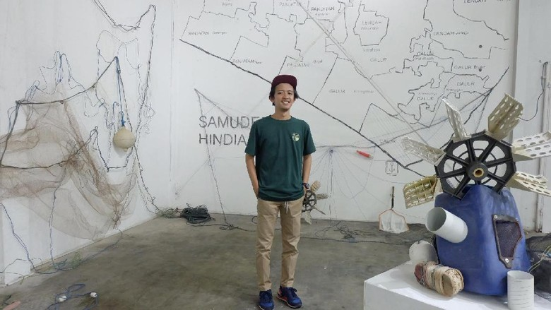 Iwe Ramadhan, Seniman Muda Peraih Go Ahead Challenge 2016