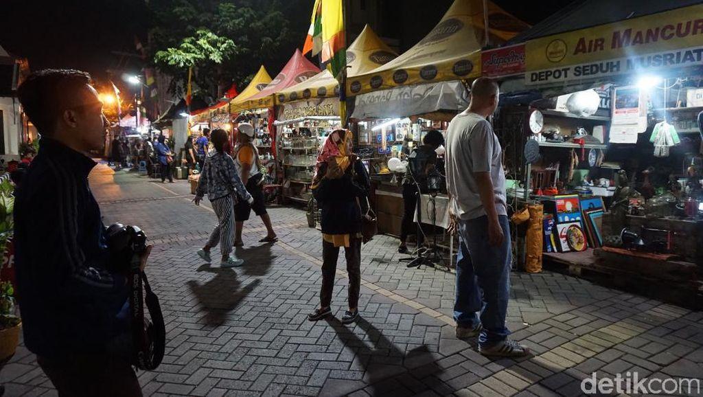 Tempat Belanja Barang-barang Antik di Semarang