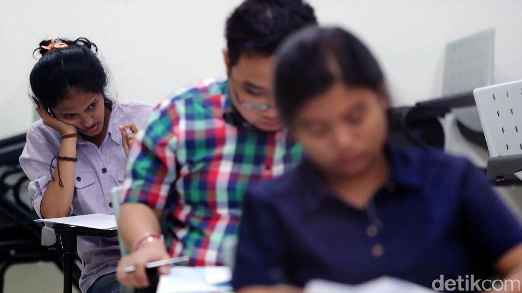 38 Ribu Orang Sudah Daftar SBMPTN di Panlok 42 Semarang