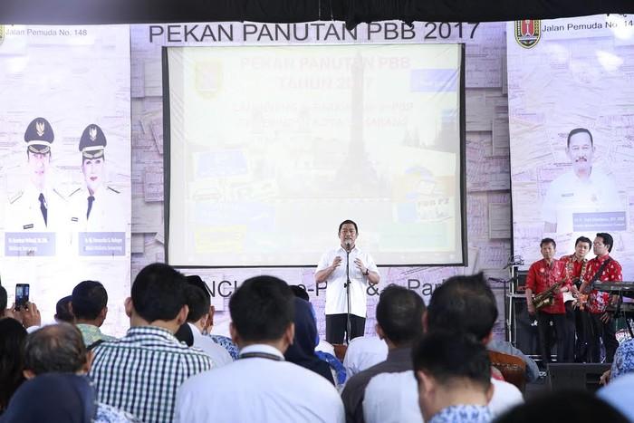 Walikota Semarang, Hendrar Prihadi. Foto: Pemkot Semarang