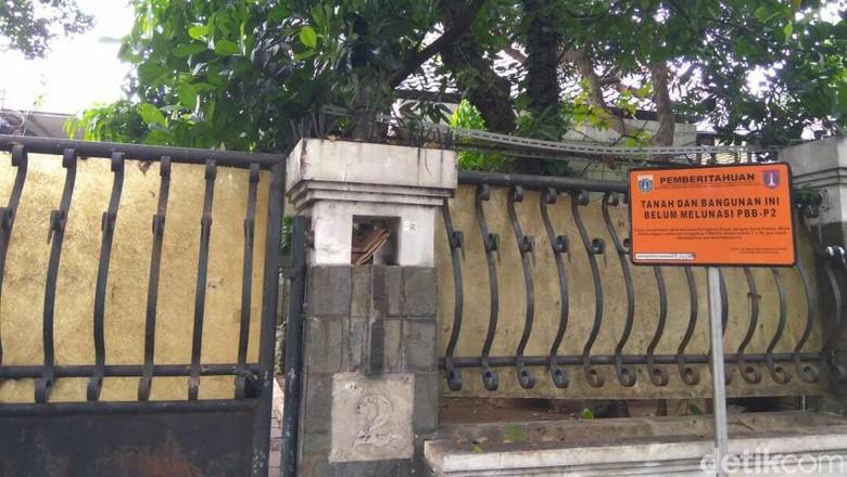 Rumah Mewah Menteng Nunggak Pajak Bertahun-tahun