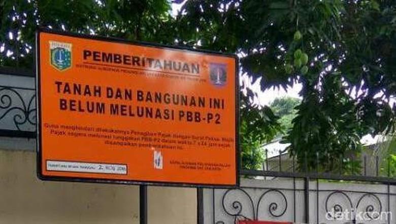 Tagih Tunggakan PBB Rumah Mewah, Pemprov DKI Langsung Door to Door