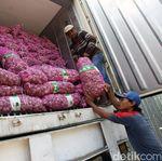 Mendag: Bawang Putih 95% dari Impor