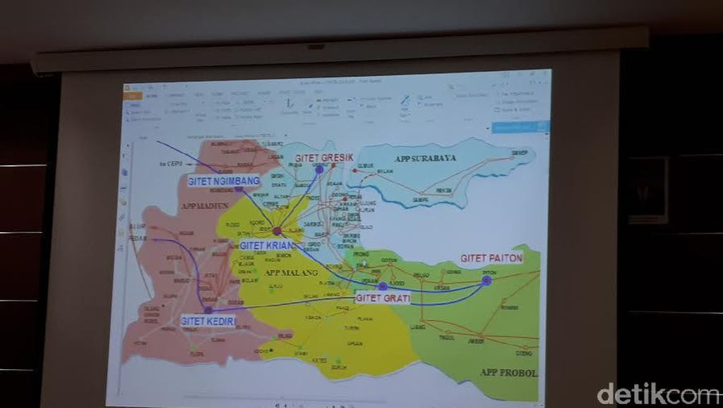 404 Ribu Rumah di Jatim Dapat Pasokan Listrik dari 13 PLTA