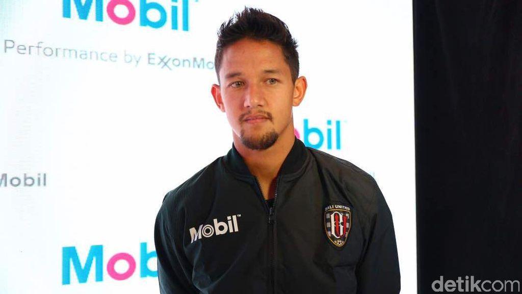 Irfan Bachdim Tiga Tahun Lagi di Bali United