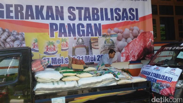 Cegah Aksi Spekulan di Yogyakarta, Bulog Gelar Operasi Pasar