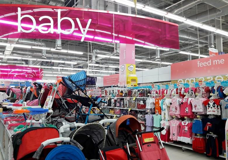 Beragam Diskon Perlengkapan Bayi di Transmart dan Carrefour