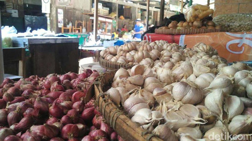 Pantau Harga Pangan di Pasar Tradisional Semakin Mudah
