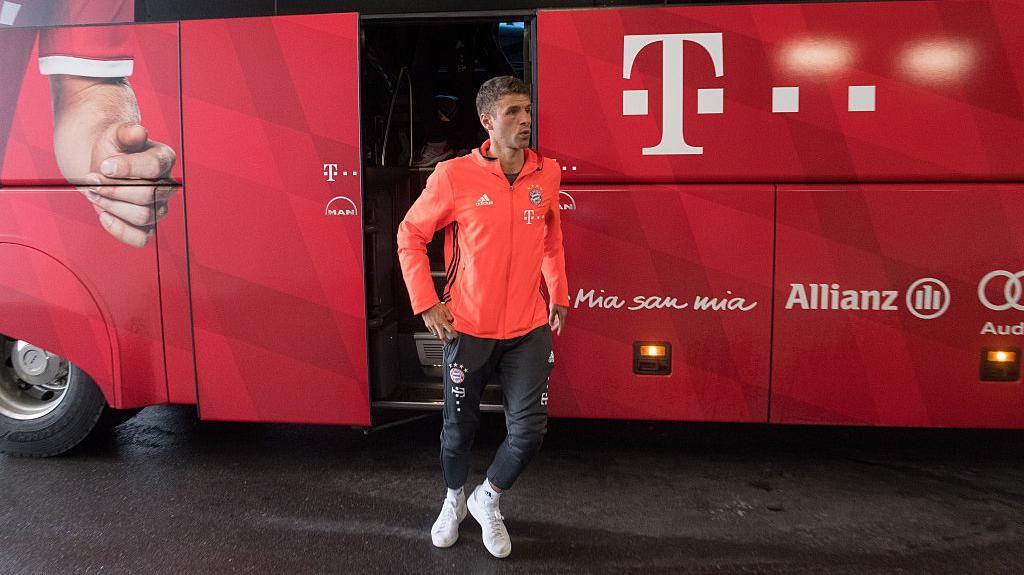 Mueller Ingin Tambah Minimal Dua Titel Bundesliga Lagi