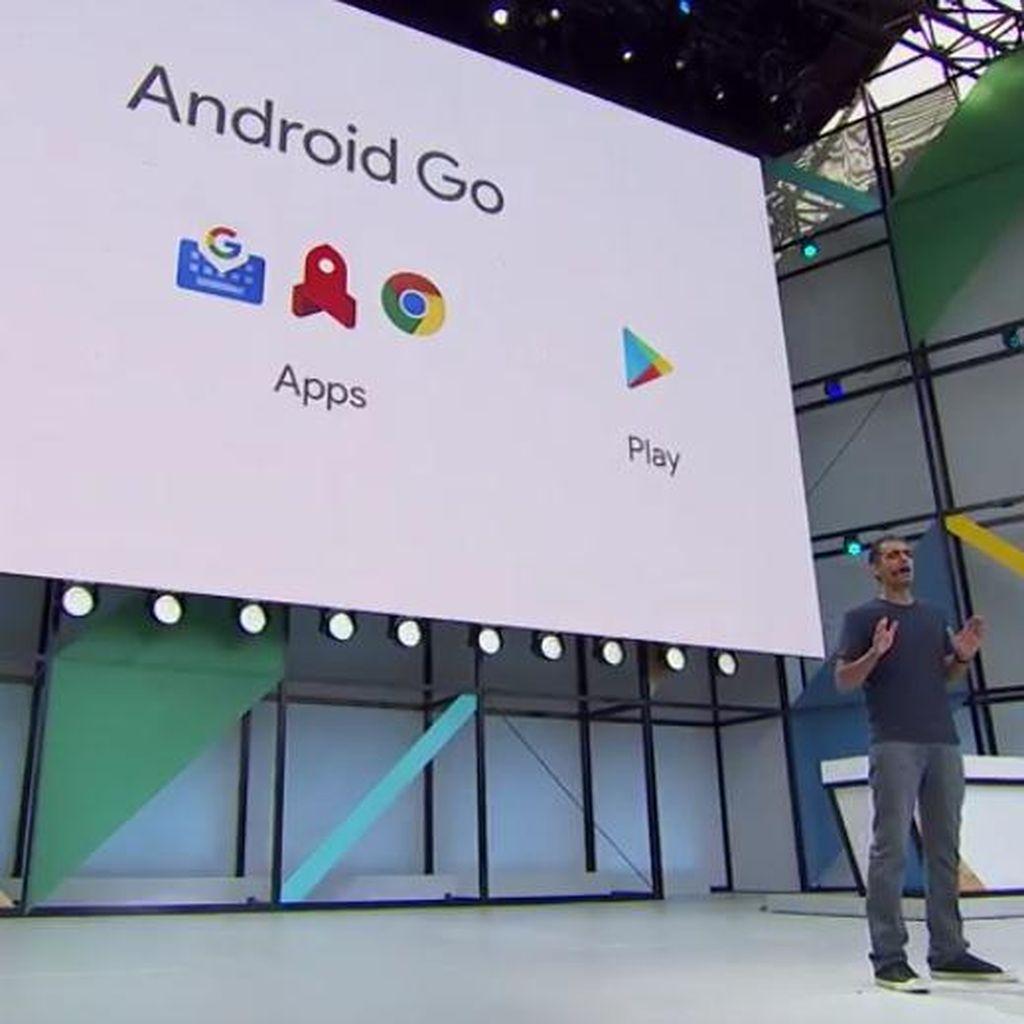 Samsung Bikin Ponsel Murah Android Go?