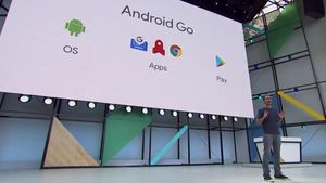 Jurus Google Jualan Android Go