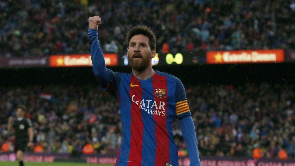 Membandingkan Gaji Messi dengan Ronaldo, Curry, dan Atlet Top Lainnya