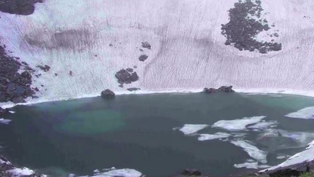 Danau Misterius di India, Isinya 300 Tengkorak Manusia