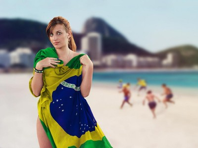 Pantai di Dunia yang Penuh Wanita Cantik