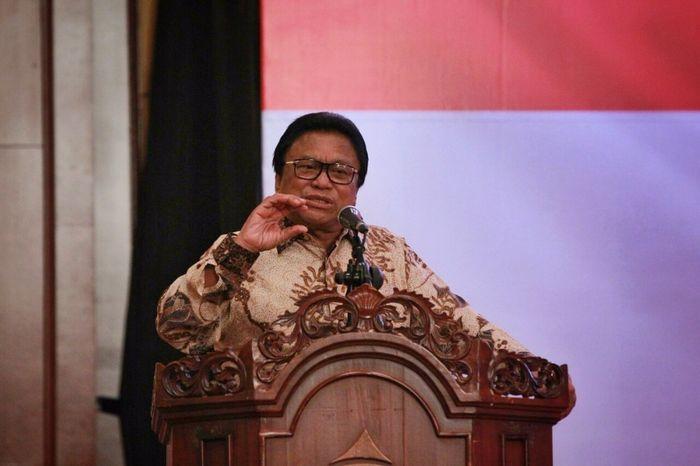 Oesman Sapta (Foto: Dok. DPD)