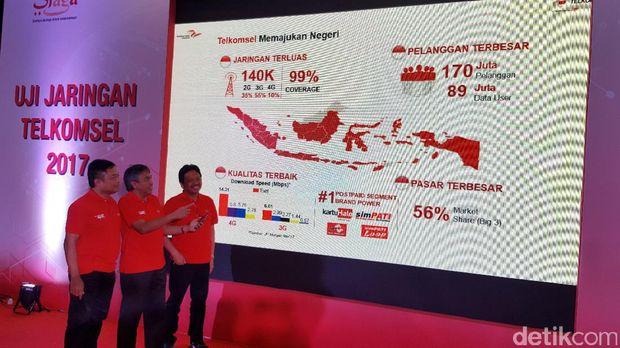 11.000 KM Menantang Kekuatan Sinyal Telkomsel
