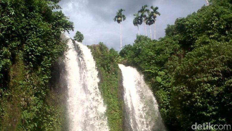 Air Terjun Blang Kolam di Lhokseumawe (Haris/detikTravel)