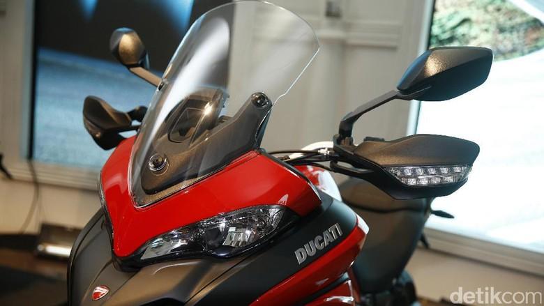 Serbu RI dengan 5 Motor Baru, Target Ducati Naik Dua Kali Lipat