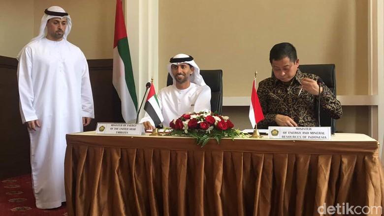 Uni Emirat Arab Incar Investasi Listrik Hingga Energi Terbarukan RI