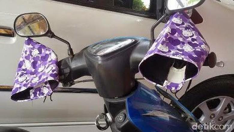 Polisi Minta Biker di Cirebon tidak Pakai Oven Glove