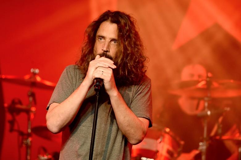 Kurt Cobain, dan Ah.. Kini Kau Chris Cornell