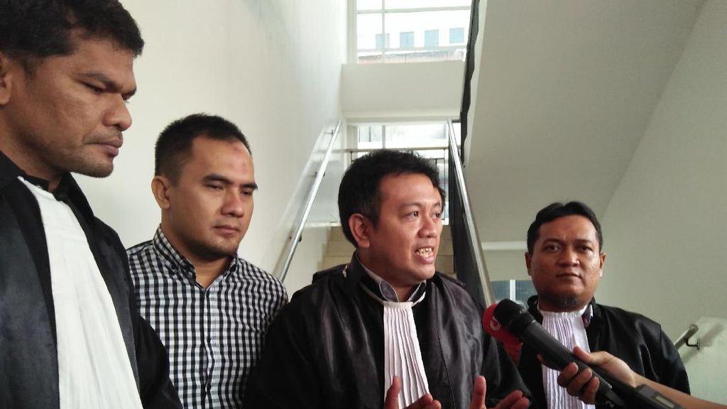 Eksepsi Ditolak, Saipul Jamil Minta Penyuap Lain Juga Diadili