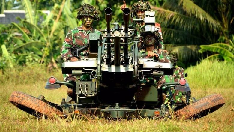 Melihat Spesifikasi Meriam Buatan China yang Tewaskan Prajurit TNI