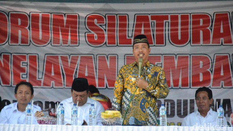 Bupati Rembang Tolak Pelarangan Nelayan Pakai Cantrang