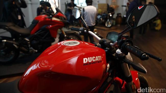 Mengenal 4 Motor Anyar Ducati