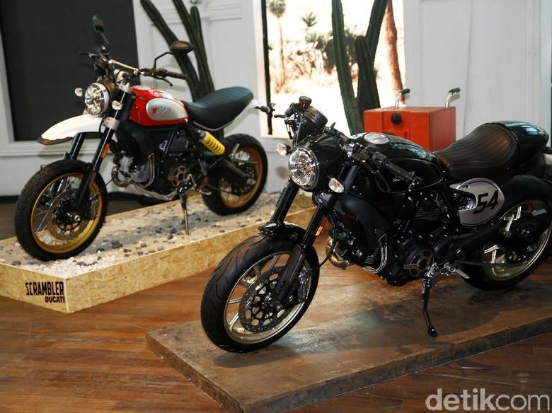 Ducati Luncurkan 4 Motor Baru Model 2017 Sekaligus
