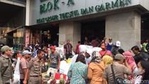 Tata Tanah Abang, Sandi Yakin Tak Ada Cemburu antara Toko dan PKL