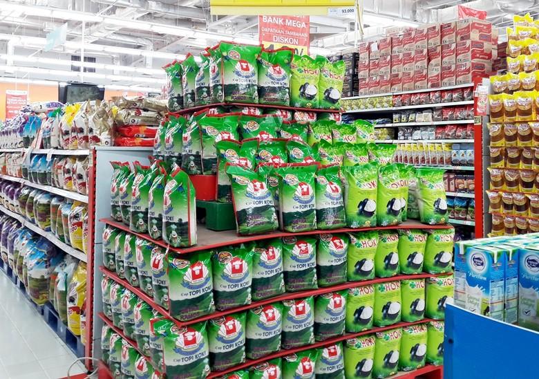 Promo Spesial Akhir Pekan Beras di Transmart Carrefour