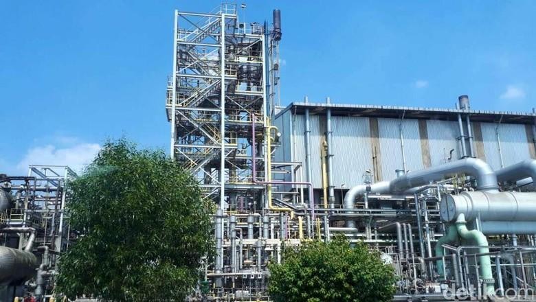 Melihat Lebih Dekat Pabrik Pupuk Kujang di Cikampek