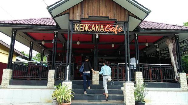 Kencana Cafe di Sabang ini pernah didatangi Jokowi (Bonauli/detikTravel)