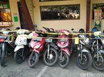 Penadah Motor Curian di Tamansari Ditangkap