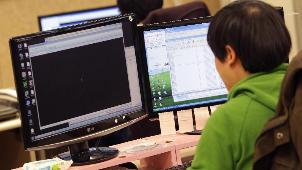 Hacker Korut Curi Rencana Perang Milik Korsel dan AS