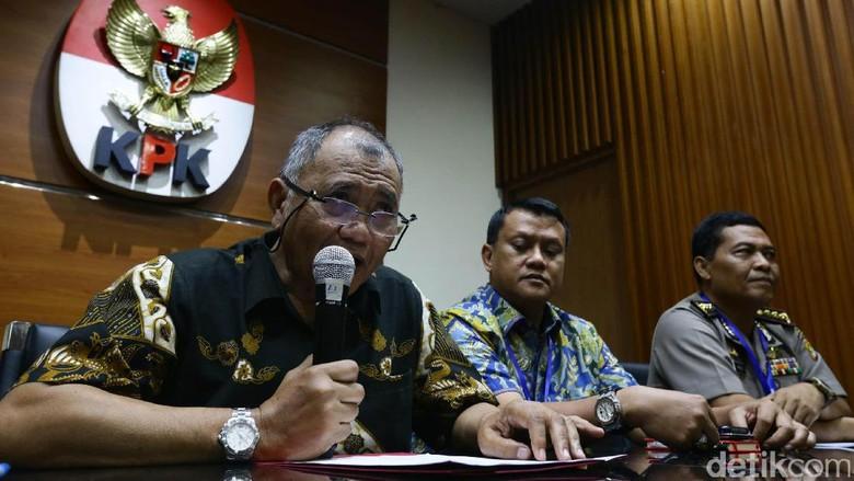 KPK Urus Izin Pegang Senjata bagi Penyidik dan Jaksa